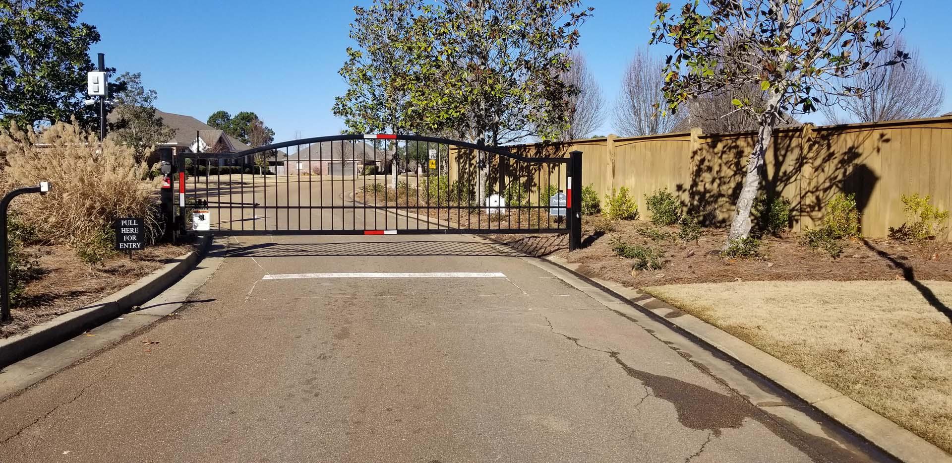 community gate 8
