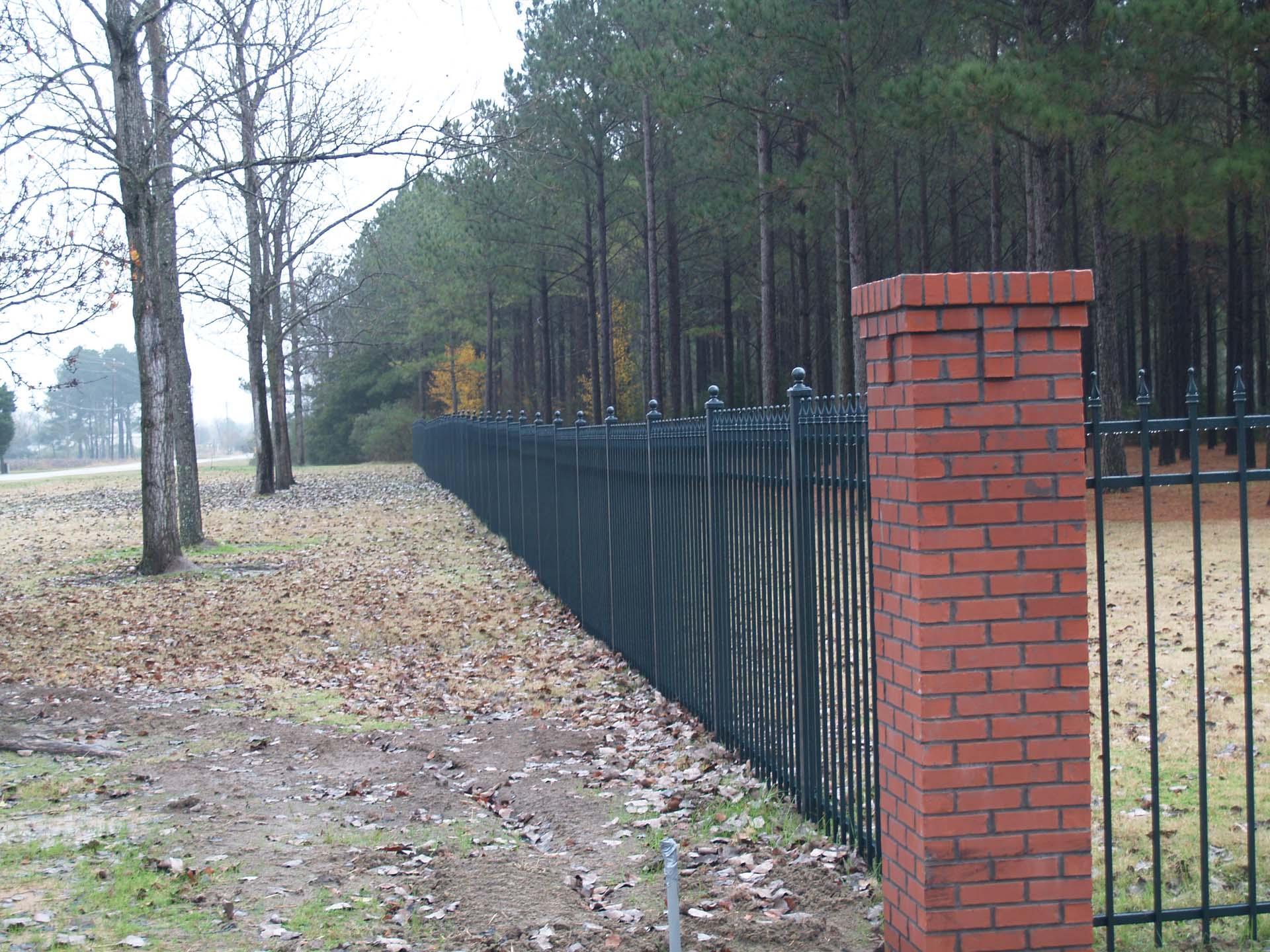 6ft standard fence